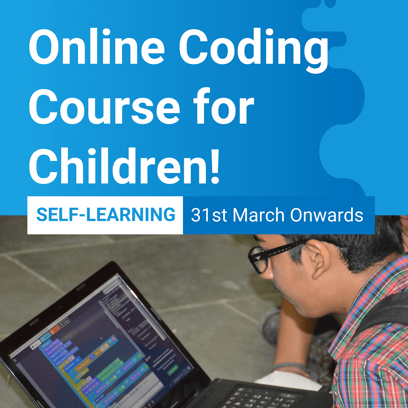 Online Coding Course (Starting 31st March) Thumbnail