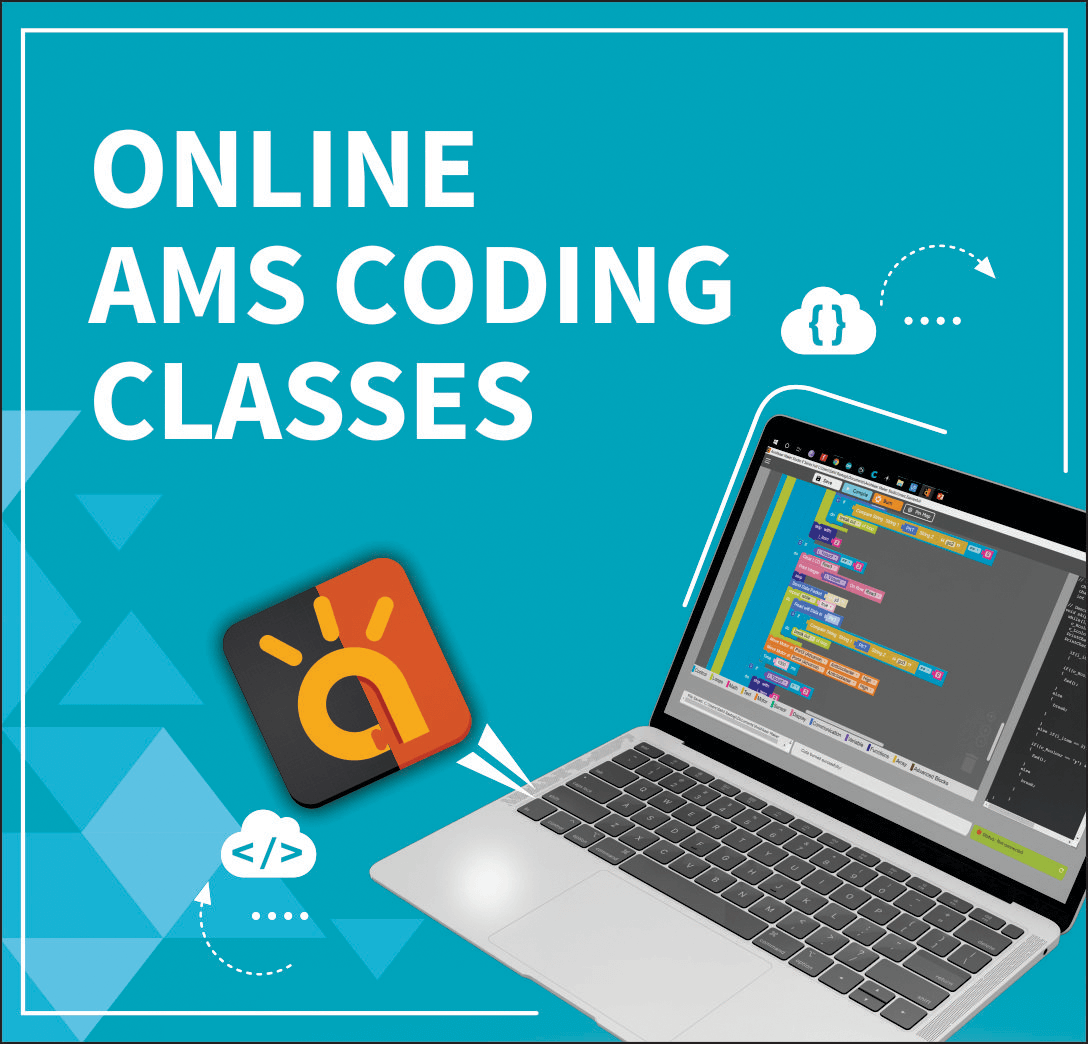 Online Coding Classes on AMS Thumbnail