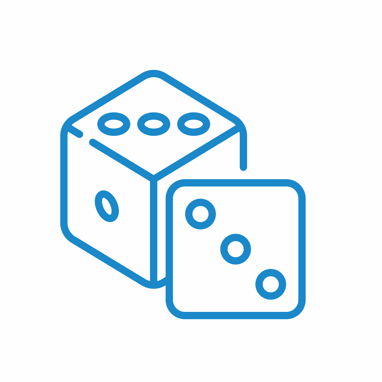 Build a Virtual Dice icon