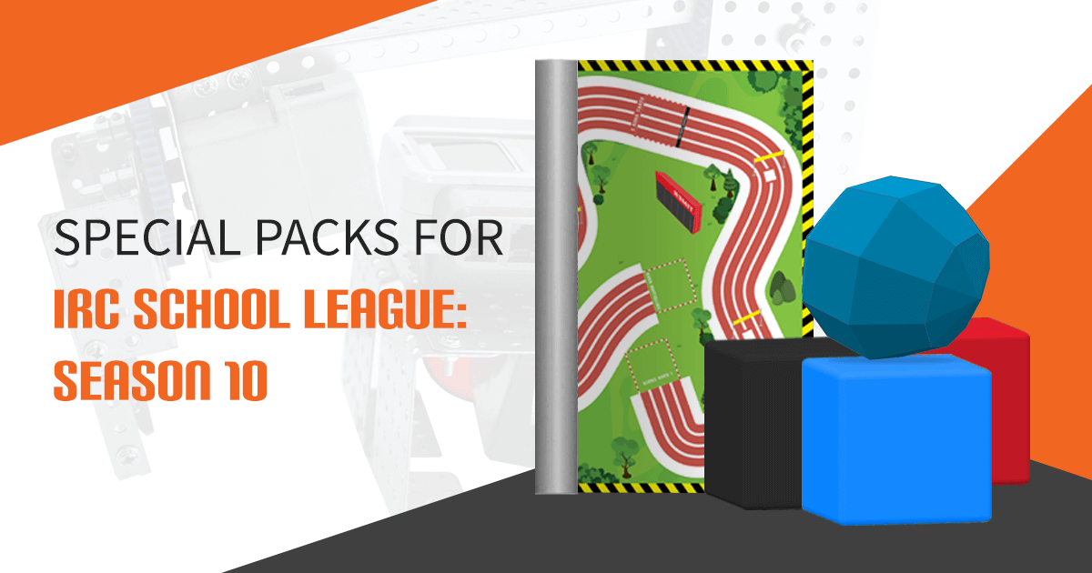 Special Packs for IRC School League: Season 10
