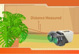 Steps to Make Program to display distance measured by ultrasonic sensor.