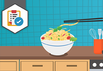 Steps to Make Assignment - Write an Algorithm of Making Maggi