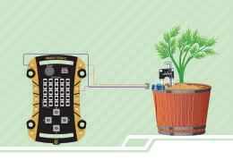 Steps to Make Soil moisture monitoring using MIT App Inventor.