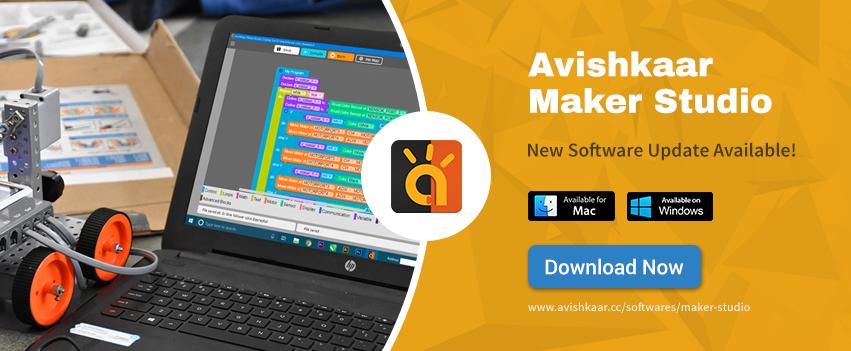 Avishkaar Maker Studio - Back In A New Avatar