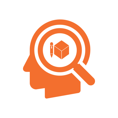 Prototyping mindset icon