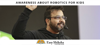 Awareness about Robotics for Kids
