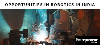 Opportunities in Robotics in India