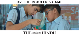 Up The Robotics Game