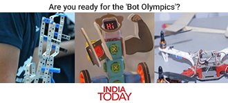 Asia's biggest robotics competition to be held in Gurugram on June 30: Are you ready for the 'Bot Olympics'?