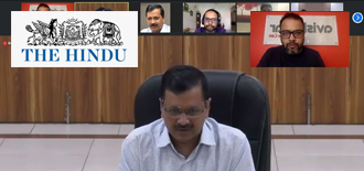 Kejriwal kick-starts consultation process for new start-up policy