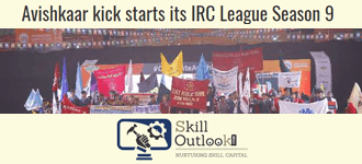 Avishkaar kick starts its IRC League Season 9
