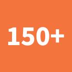 150+ Kit Parts