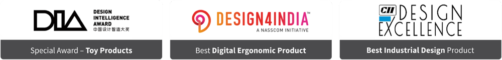 CII, NASSCOM, Design Intelligence Awards, China