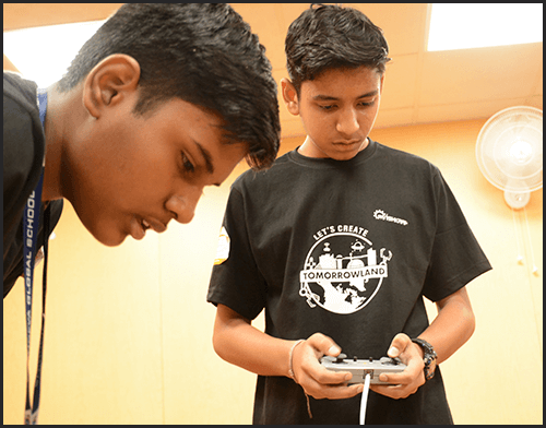 DEVELOPMENT OF CRUCIAL LIFE SKILLS THROUGH ROBOTRONICS LITE