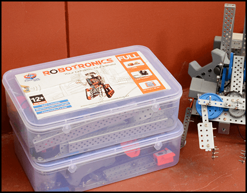 ENABLING 21ST CENTURY SKILLS THROUGH ROBOTRONICS FULL