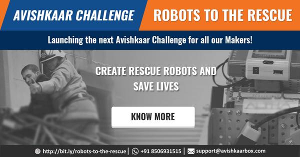 Robots to the rescue blog