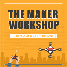 The Maker Workshop - Make a Drone! Thumbnail