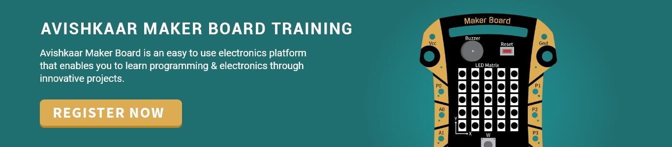 Avishkaar Training for schools (AMB) banner