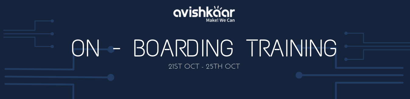 On - Boarding Training (October Slot 2) banner