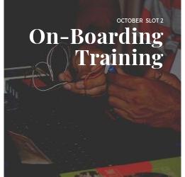 On - Boarding Training (October Slot 2) Thumbnail