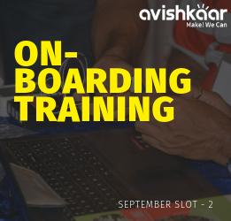 On - Boarding Training (September Slot 2) Thumbnail